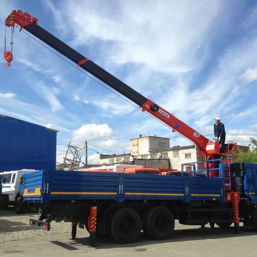 Манипулятор Tadano стрела 7 тонн, 8 метров